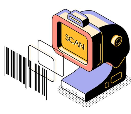 Scan-Barcode