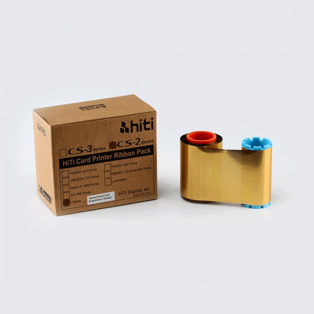 ริบบอน ทอง gold cs-200e