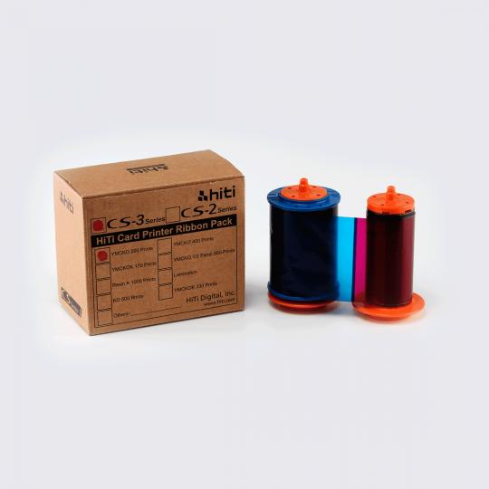 ริบบอน สี YMCKO CS-310