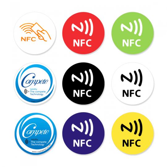 สติ๊กเกอร์ NFC